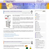 Trotec Blog english released