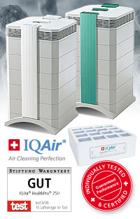 Air purifier iQAir