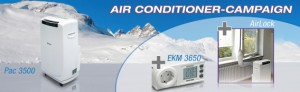 Air conditioning units special savings offer