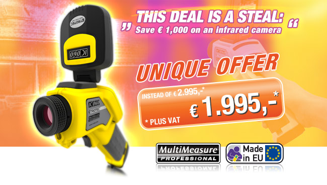 IC60 infrared camera - special offer