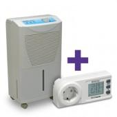 TTK 50 S dehumidifier + BX10