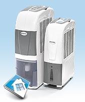 Trotec dehumidifier ttk 30 S and ttk 70 s