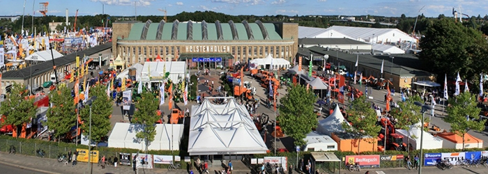 Trotec at the NordBau Trade Fair 2010