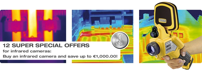 Thermography: infrared camera bargains