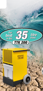 Commercial dehumidifiers TTK 200