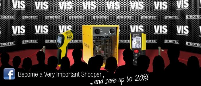 VIS - Very Important Shopper