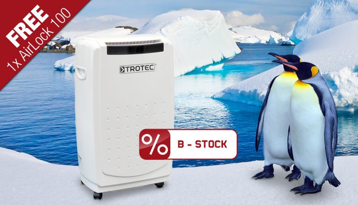 PAC 3500 mobile Air Conditioner B-stock