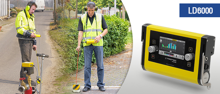 Leak detection LD 6000