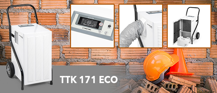 TTK 171 ECO Dehumidifier