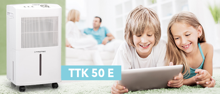 TTK 50 E Dehumidifier