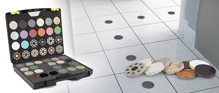 Trotec Floor Inlays