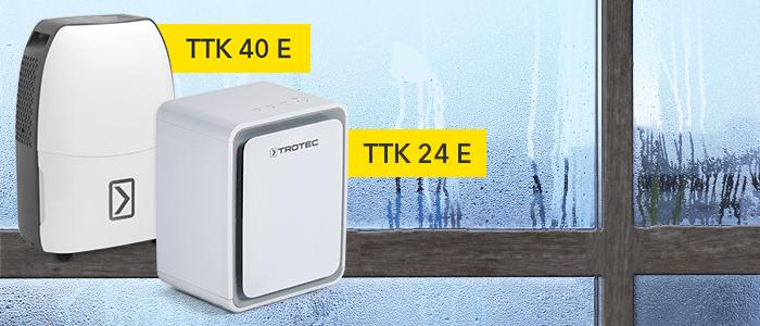 Dehumidifier TTK 40 E