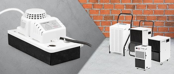Condensate Pump extern