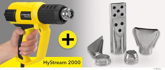 HyStream2000