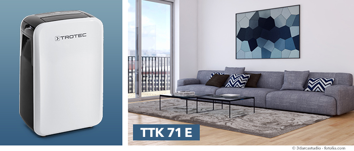 TTK 71 E Dehumidifier