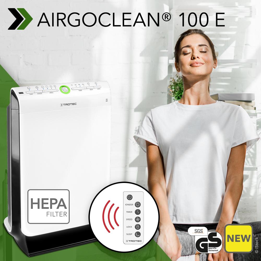 Výsledok vyhľadávania obrázkov pre dopyt TROTEC AirgoClean 100 E