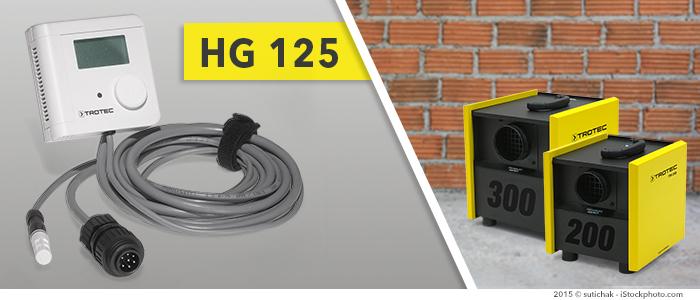 Higrostato HG 125
