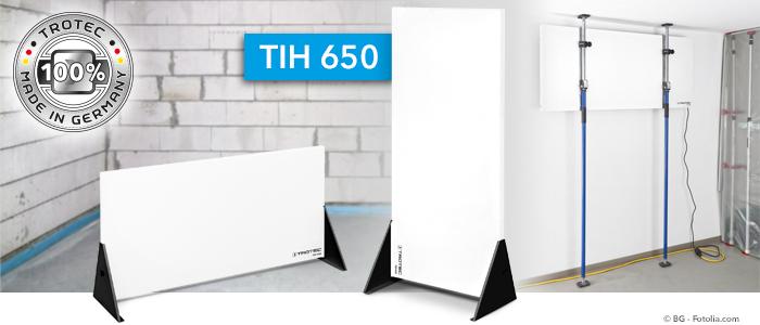 Panel calefactor infrarrojo