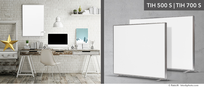Paneles calefactores infrarrojos