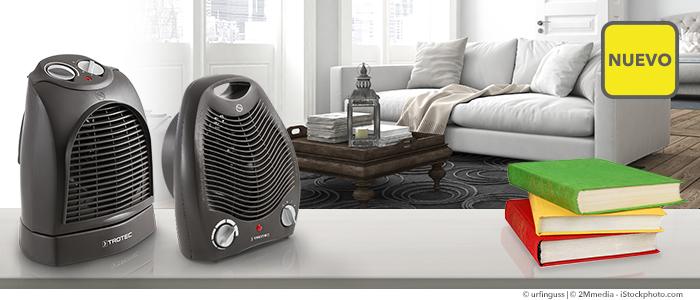 sopladores calefactores