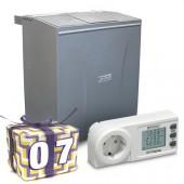 Humidificateur B400 avec wattmètre et contrôleur de pression en cadeau