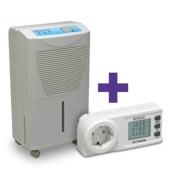 Déshumidificateur Trotec TTK 50 S et wattmètre BX10
