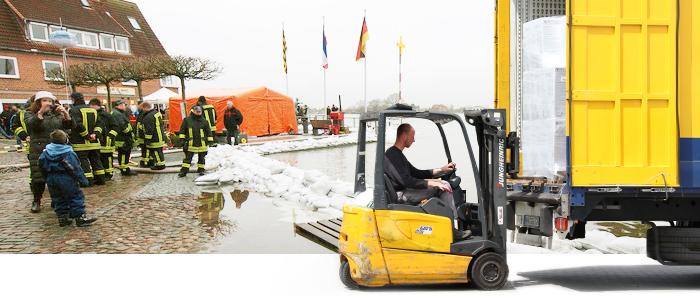 Trotec - équipement professionnel en cas d'inondations