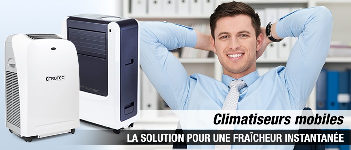 Climatiseurs mobiles