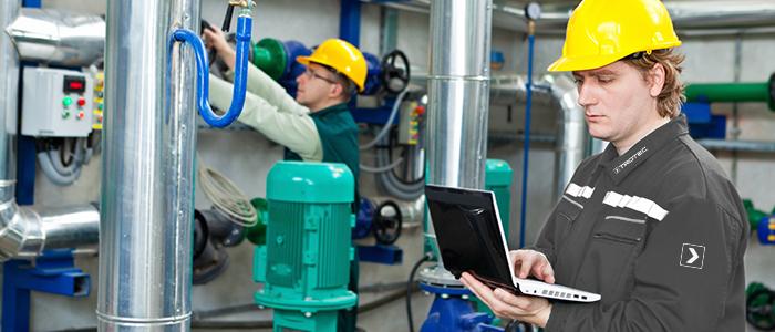 Trotec offre des services à l'industrie