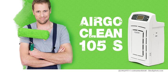 purificateurs d'air airgoclean pour retrouver un air sain après des travaux