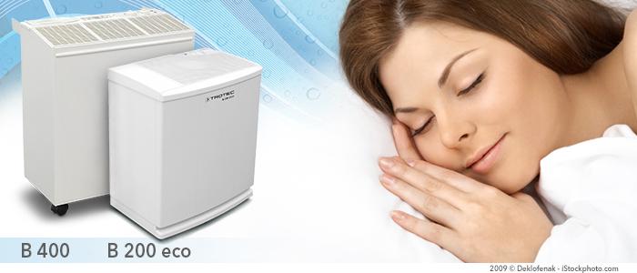 Humidificateur pour la chambre bien dormir for Humidificateur de chambre