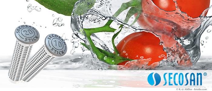 beaucoup boire pour s'hydrater et conserver son eau avec une cartouche SecoSan