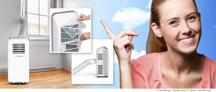 Installation et fonctionnement des climatiseurs - Comment evacuer l air chaud d un climatiseur mobile ...