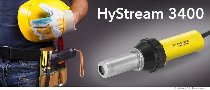 décapeur thermique hystream 3400 watts