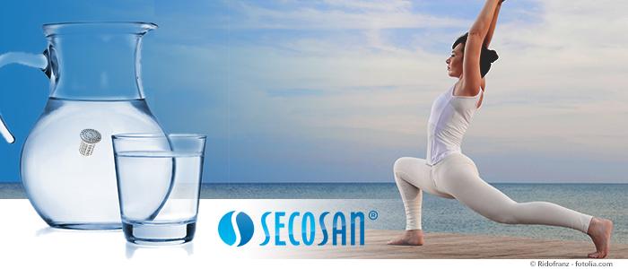 l'eau, indissociable du bien-être et du yoga