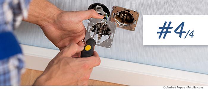 testeurs électriques et testeurs de tension pour la rénovation à la maison