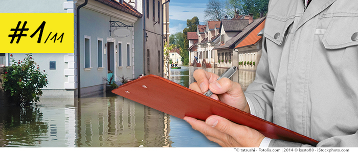 trotec vous conseille en cas d'inondation
