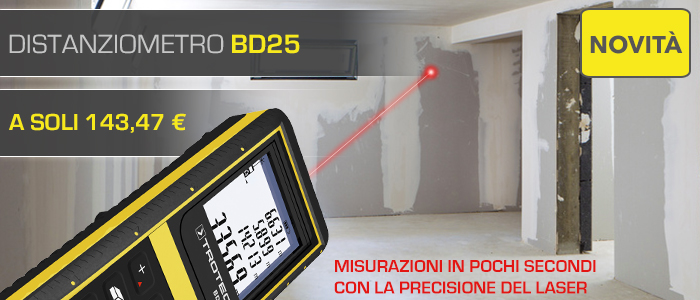 Distanziometro BD 25