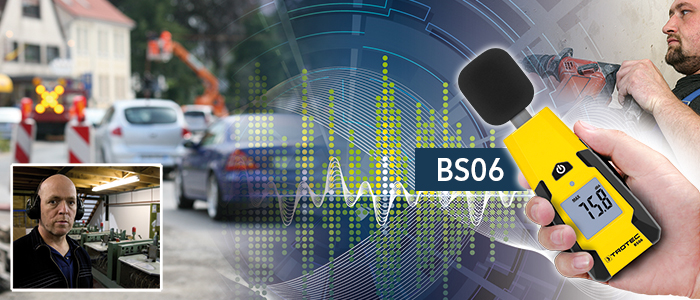 Fonometro BS06