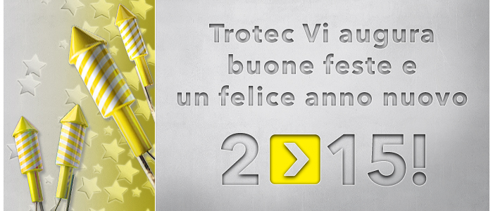 Felice Anno Nuovo 2015