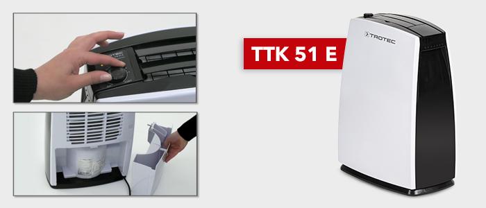 Deumidificatore TTK 51 E