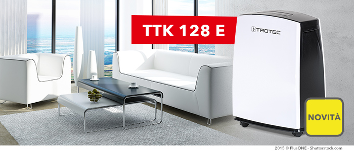 Deumidificatore TTK 128 E