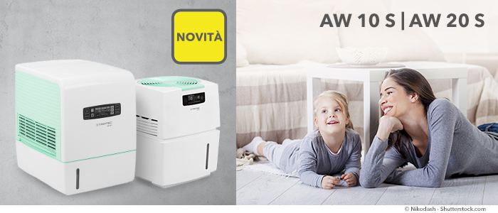 Airwasher in pronta consegna