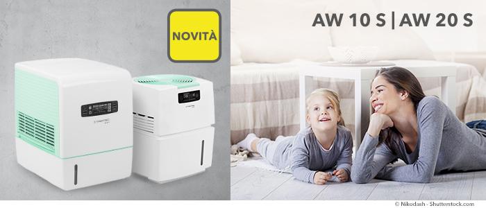 Airwasher in pronta consegna