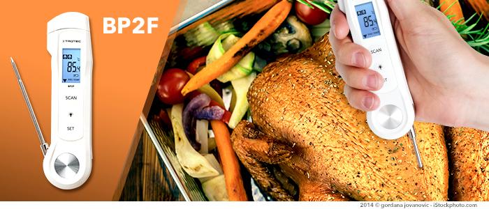 Termometro per alimenti BP2F in pronta consegna