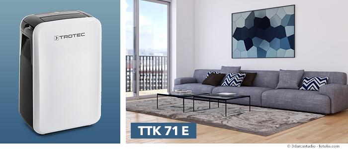 deumidificatore TTK 71 E