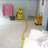 Isolatiedroging vloer