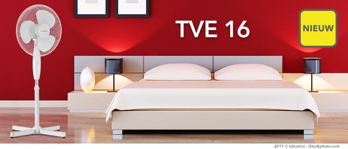 Standaardventilator TVE 16