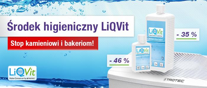 LiQVit środek higieniczny:Trotec