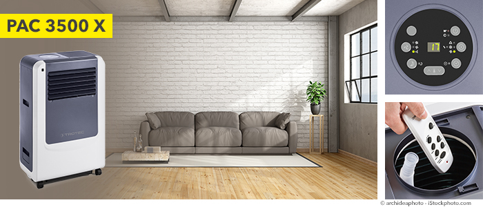 mobil klima pac 3500 x so utma ve nem alma. Black Bedroom Furniture Sets. Home Design Ideas
